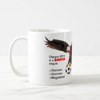 Benfica 2015 coffee mug