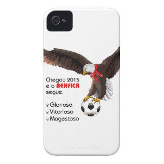 Benfica 2015 funda para iPhone 4