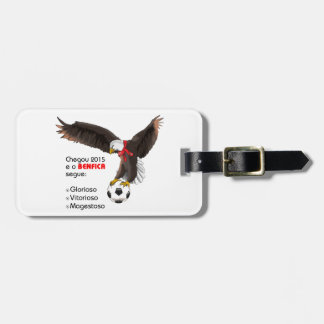 Benfica 2015 luggage tag