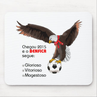 Benfica 2015 mouse pad