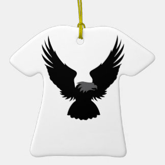 Benfica eagle Double-Sided T-Shirt ceramic christmas ornament