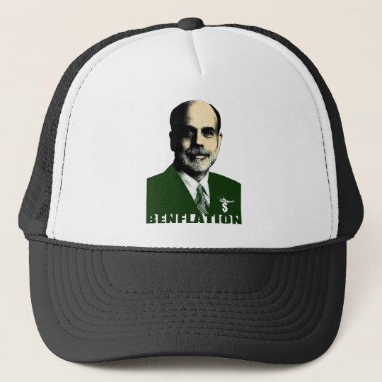 Benflation Trucker Hat