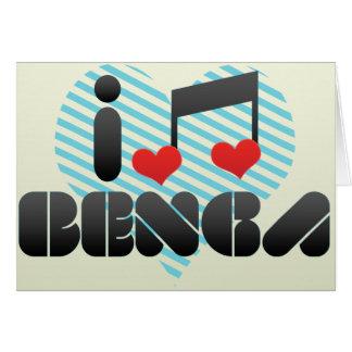 Benga Card