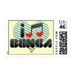 Benga Postage Stamps