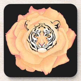 Bengal Blossom Drink Coaster