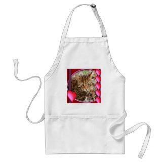 bengal-cat-00098-85x85 adult apron