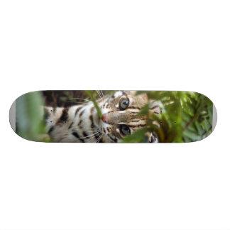 Bengal Cat 022 Skateboard