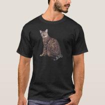 Bengal Cat Apparel T-Shirt
