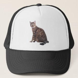 Bengal Cat Apparel Trucker Hat