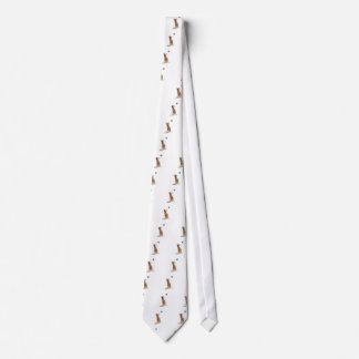 Bengal Cat  & Butterfly Neck Tie