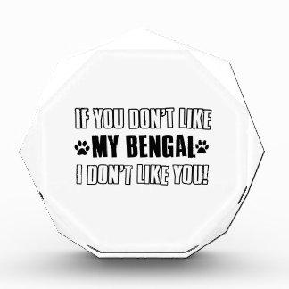 bengal cat designs award