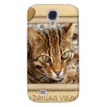 Bengal Cat  Galaxy S4 Cases