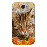 Bengal Cat  Galaxy S4 Cover