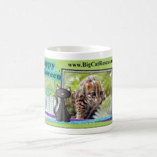 Bengal Cat Hallowen Mug