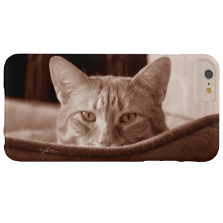 Bengal Cat jjhelene Barely There iPhone 6 Plus Case