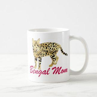 Bengal Cat Mom Coffee Mug