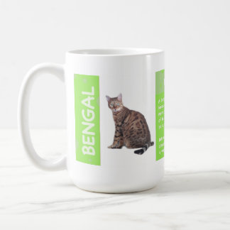 Bengal Cat Mug with Gorgeous Cat Featured