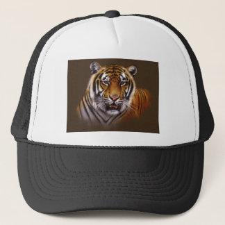 Bengal Face Tiger Trucker Hat