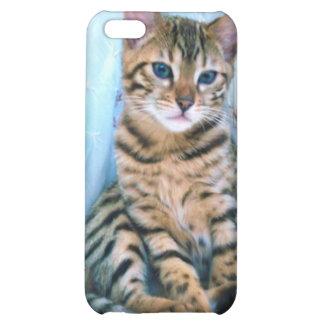 Bengal Kitten iPhone 5C Cover