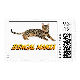Bengal Mania Stamps