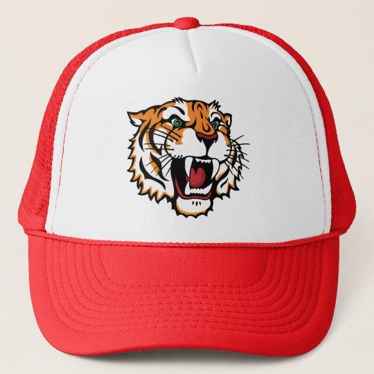 Bengal Mascot (Color) Trucker Hat