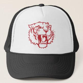 Bengal Mascot (Red) Trucker Hat