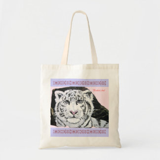 Bengal Rock Art Tote Bag