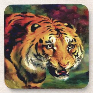 Bengal Tiger Beverage Coaster