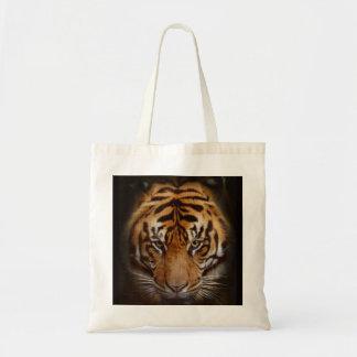Bengal Tiger BIG CAT Endangered Species Tote Bag