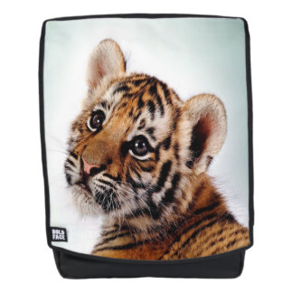 Bengal Tiger Cub Backpack