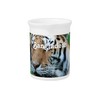 Bengal Tiger Drink Pitcher