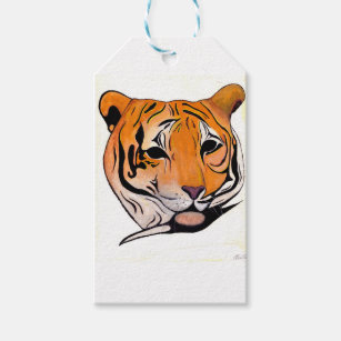 Bengal Tiger Gift Tags