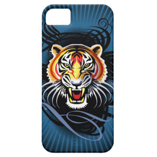 Bengal Tiger Growls iPhone 5 Case