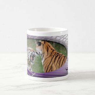 Bengal Tiger Halloween Mug