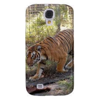 Bengal Tiger i Samsung Galaxy S4 Cases