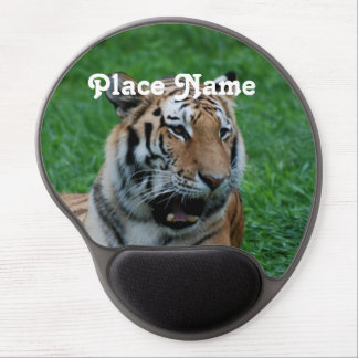Bengal Tiger in India Gel Mouse Pad