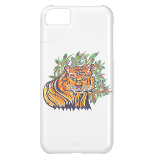 Bengal Tiger in the lush foliage iPhone 5C Cover