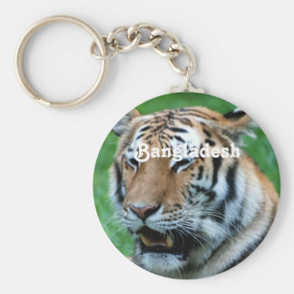 Bengal Tiger Key Chains