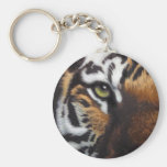 Bengal Tiger Keychains