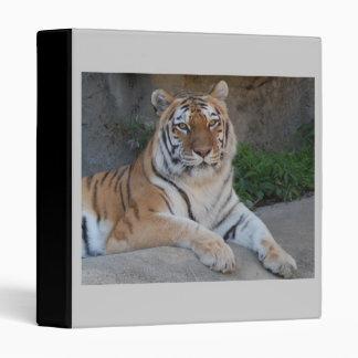 Bengal Tiger Love Binder