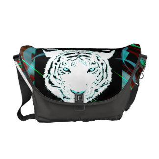 Bengal Tiger Messenger Bag