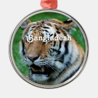 Bengal Tiger Christmas Tree Ornament