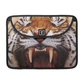 Bengal Tiger, Panthera tigris 2 Sleeves For MacBooks