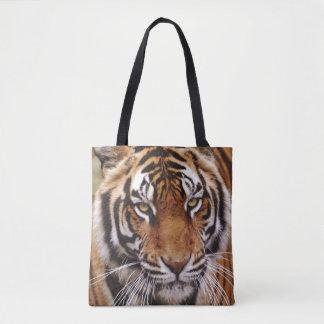 Bengal Tiger, Panthera tigris Tote Bag