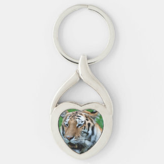 Bengal Tiger Keychain