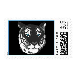 Bengal Tiger Postage Stamp