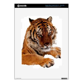 Bengal Tiger Skin For iPad 3
