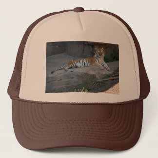 Bengal Tiger Trucker Hat