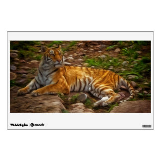 Bengal Tiger Room Decal