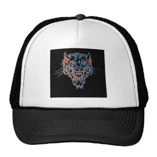 Bengala azul gorras de camionero